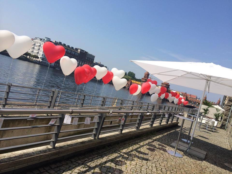 Heliumballons Partydeko Berlin