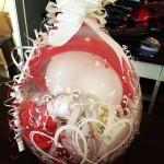 Geldgeschenk zur Hochzeit im Ballon