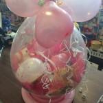 Geldgeschenk im Ballon zum Geburtstag