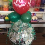 Geschenkballon zum 70. Geburtstag