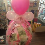 Geschenkballon zum 18.Geburtstag