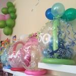 ein Teil unserer Auswahl an Geschenkballons