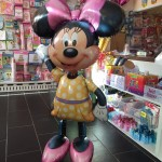 Minnie Mouse Ballon mit Helium