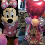Geschenkballon Minnie Mouse