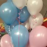 Ballons mit Helium