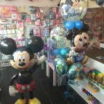 Ballons Mickey Mouse Geburtstag