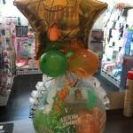 Geschenkballon zum Abitur