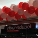 Ballongirlande zur Geschäftseröffnung Berlin