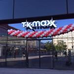 Ballongirlande TKmaxx Berlin