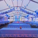 Ballondekoration Oktoberfest