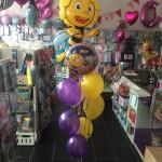 Heliumballons Biene Maja