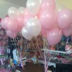 Heliumballons zum Geburtstag