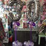 Ballons zum 30. Geburtstag
