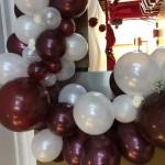 Ballonbogen zur Hochzeit