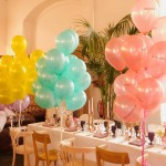 Heliumballons Bloggerevent