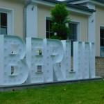 Leuchtbuchstaben Berlin