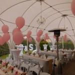 Ballondekoration Hochzeit Berlin