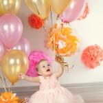 Ballondekoration Geburtstag