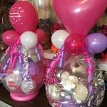 Geschenkballons zum Geburtstag