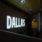 Leuchtbuchstaben Event Cafe Moskau