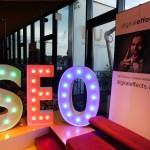 Leuchtbuchstaben SEO Event Berlin