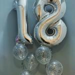 Zahlenballons Berlin