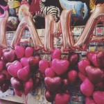 Buchstabenballons mit Helium Berlin