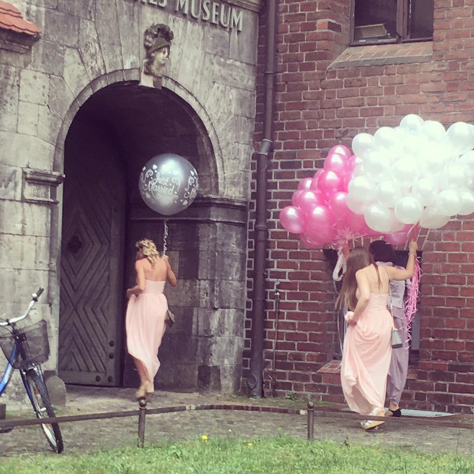 Ballon Lieferservice Partydeko Berlin