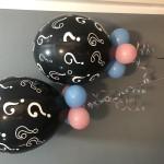 Gender Balloon klein