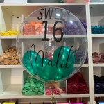 bedruckter Ballon