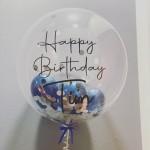 Heliumballon zum Geburtstag