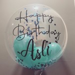 bedruckter Heliumballon