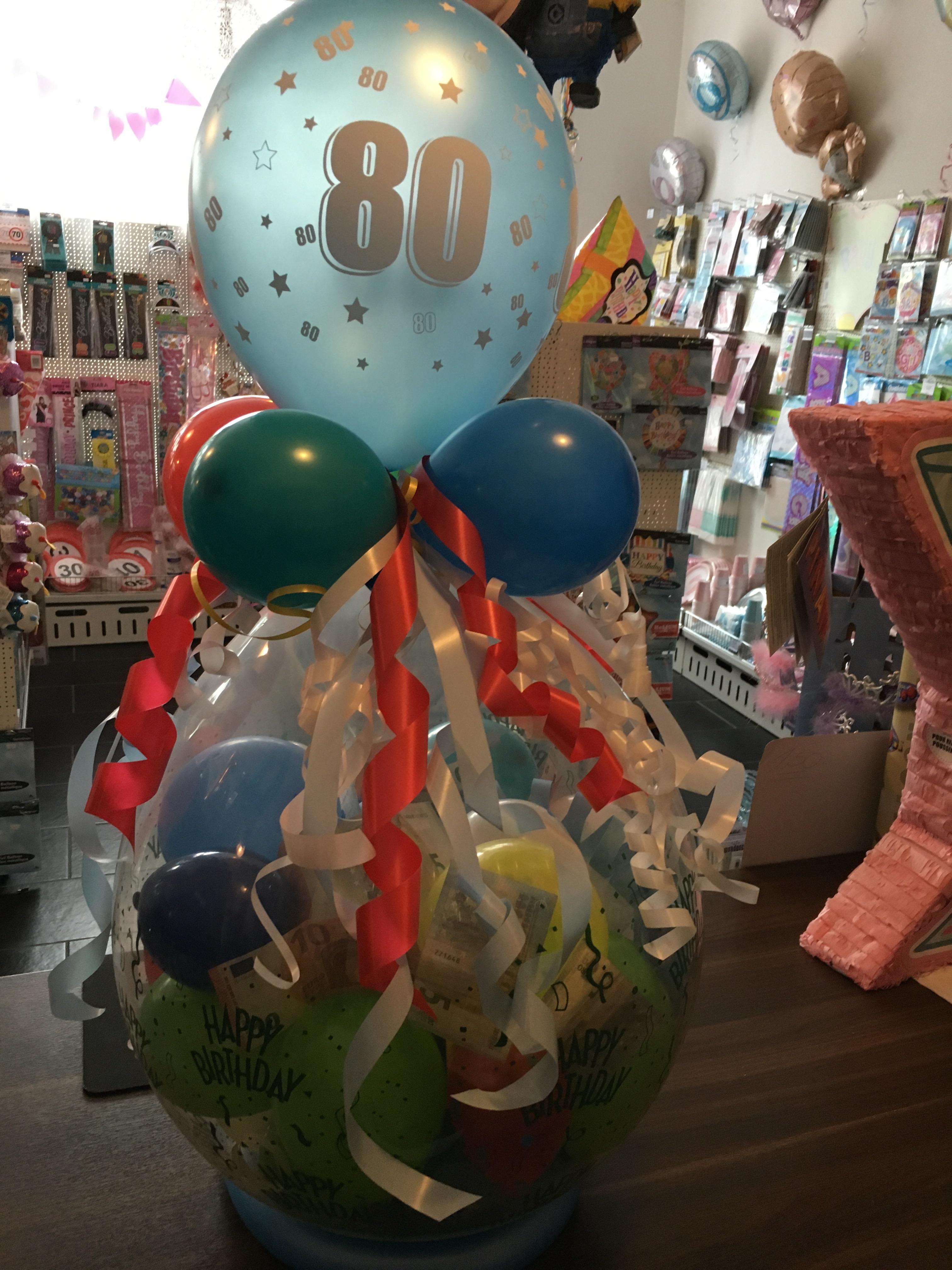 Geschenkballons - PARTYDEKO-BERLIN