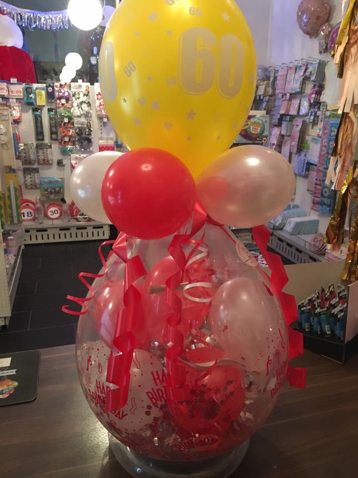 Geschenkballons in Berlin